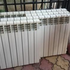Vand calorifer din aluminiu