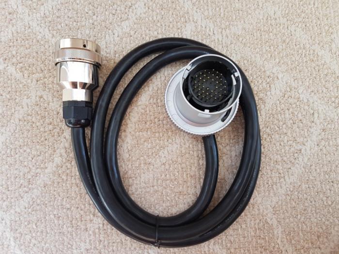 Cablu 38 pini pentru tester auto diagnoza Mercede Benz STAR C3