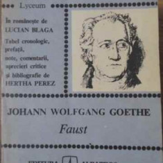 Faust - Johann Wolfgang Goethe, 398492 - Carte Teatru