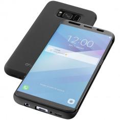 Husa Flip Cover Cellularline BOOKTOUCHGALS8KK Agenda Negru pentru SAMSUNG Galaxy S8 - Husa Telefon