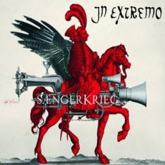 Sangerkrieg- In Extremo - Muzica Rock universal records, CD