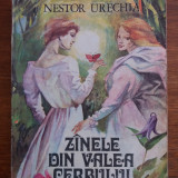 Zanele din Valea Cerbului - Nestor Urechia / R7P1F - Carte de povesti