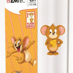 PEN DRIVE 8GB EMTEC USB 2.0 TOM&JERRY
