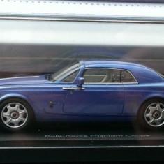 Macheta Rolls Royce Phantom Coupe 2012 - Kyosho 1/43 - Macheta auto