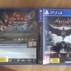 BATMAN Arkham Knight - PS4 [A] - Jocuri PS4, Actiune, 18+, Single player