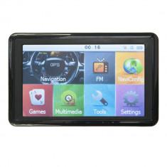 Resigilat : Sistem de navigatie GPS PNI S508 ecran 5 inch 800 MHz 256M DDR3 8GB me
