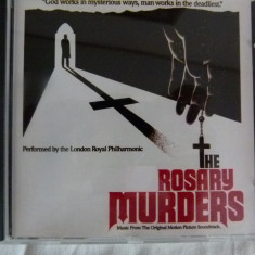 The Rosary Murder - cd - Muzica soundtrack Altele
