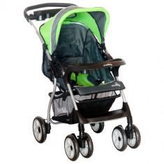 Carucior Funky Verde - Carucior copii 2 in 1 DHS Baby