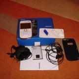 NOKIA E6 ORIGINAL 100% NOU LA CUTIE - 289 LEI !!! - Telefon mobil Nokia E6, Argintiu, Neblocat