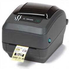 Imprimante etichete second hand Zebra GK420t - Imprimanta termice