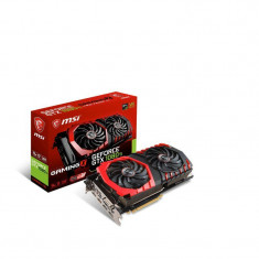 Placa video MSI NVIDIA GEFORCE GTX 1080 TI GAMING X 11G, PCI Express x16 3.0, 11GB GDDR5X, 352-bit, Boost/Base: 1683 MHz/1569 MHz(OC Mode)1657 bulk - Placa video PC