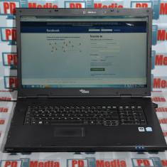 Laptop Fujitsu Li 3910 Procesor T1600 2 GB RAM HDD 320GB 18.4