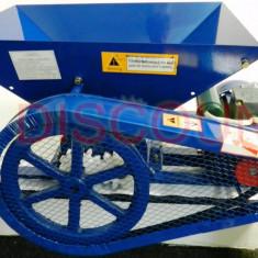 Zdrobitor struguri electric 500W Micul Fermier 6N-80 cu motor