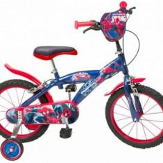 Bicicleta 14 inch Spiderman Toimsa - Bicicleta copii