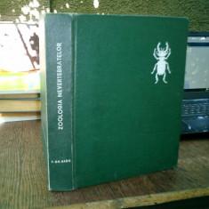 Zoologia nevertebratelor vol.2 - Vasile Gh. Radu, Varvara V. Radu - Carte Zoologie