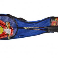 Set 2 Palete badminton cu fluturasi