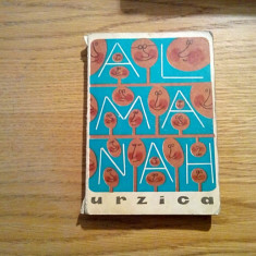 ALMANAH URZICA - 1969, 251 p. - prezentarea artistica: A. Poch