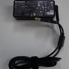 Alimentator Incarcator Laptop original Lenovo tip USB 20V 2.25A nou ADLX45NDC3A, Incarcator standard