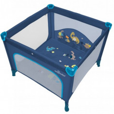 Tarc de joaca Joy Blue Baby Design