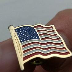 Lot insigne insigna America USA steagul Americii drapel Germania