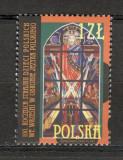 Polonia.2001 100 ani revolta copiilor din Wrzesni-Vitraliu  SP.713, Nestampilat