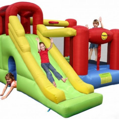 Saltea gonflabila Play Center 6 in 1 Happy Hop