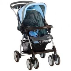 Carucior Funky Albastru - Carucior copii 2 in 1 DHS Baby
