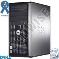 Calculator Dell 380 MT, Intel Core 2 Duo E8400 3GHz, 4GB DDR3, 250GB, DVD-RW - Sisteme desktop fara monitor Dell, Peste 3000 Mhz, 200-499 GB, LGA775
