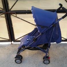 Mother Care Blue Nanu, carucior sport copii 0 - 3 ani - Carucior copii Sport Altele, Altele