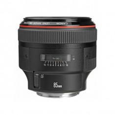 Obiectiv Canon EF 85mm f/1.2L II USM - Obiectiv DSLR