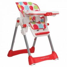 Scaun de Masa pentru Copii Party Mix Rosu Cangaroo