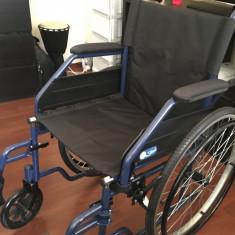 Scaun cu rotile pliabil Moretti Ardea CP100-45 (folosit o dată)