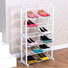 Suport de pantofi pe 7 randuri
