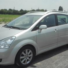 Toyota Corolla Verso (7 locuri), An Fabricatie: 2006, Benzina, 225000 km, 1794 cmc
