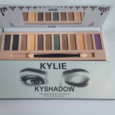 Paleta farduri Kylie summer edition - Trusa make up