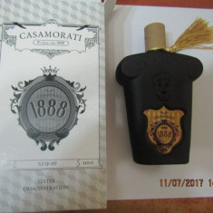 PARFUM TESTER CASAMORATI XERJOFF 1888-- 100 ML -SUPER PRET, SUPER CALITATE! - Parfum unisex, Apa de parfum