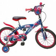 Bicicleta 16 inch Spiderman Toimsa - Bicicleta copii