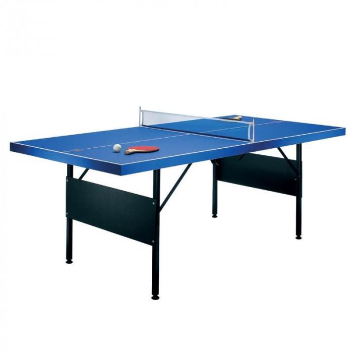RILEY TT.2, masă pentru tenis de masă, 183 x 71 x 91 cm, pliabil, inclusiv două palete foto mare