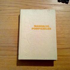MANUALUL POMPIERILOR - Tatu Pamfil - Redactia Publicatiilor pentru Constructii