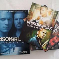 Vand serialul Prison Break - subtitrat in limba romana - Film serial, Actiune, DVD