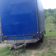 Remorca 3, 5 t - Camion
