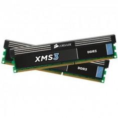 Kit Memorii Ram Corsair xms3 16 Gb (4x4Gb) 1600 Mhz - Memorie RAM