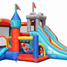 Saltea gonflabila Playcenter 13 in 1 Happy Hop - Casuta copii