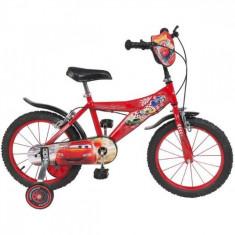 Bicicleta 16 inch Cars Toimsa - Bicicleta copii