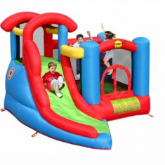 Saltea gonflabila Play and Slide Happy Hop