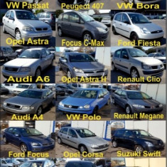 Vand 18 autoturisme pentru dezmembrat - Dezmembrari