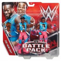 Xavier Woods & Kofi Kingston (New Day) WWE Battle Packs 46