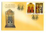 Romania - FDC Nr Lista 1980 Anul Omagial sl Sf. Imparati Constantin si Elena