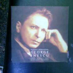 Festivalul international George enescu editia a XVII-a 2005 - Carte Arta muzicala