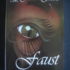 J. W. GOETHE - FAUST - Carte Teatru